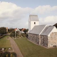 Naur kirke (exteriør)