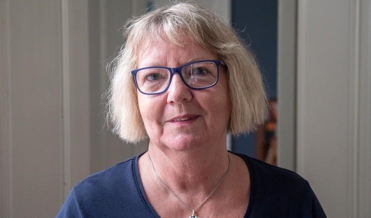 Portræt af Lillian Storgaard