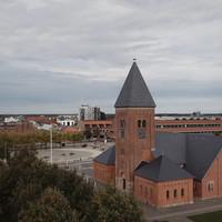 Ikast kirke (exteriør)