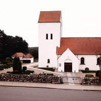 Resen kirke (exteriør)