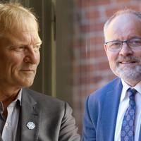 Henrik Stubkjær og Elof Westergaard