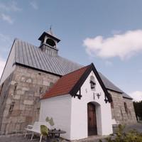 Nørre Felding kirke (exteriør)