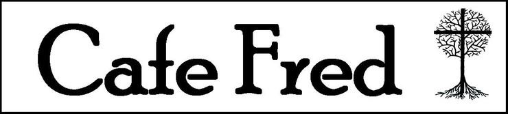 Logo for cafe fred