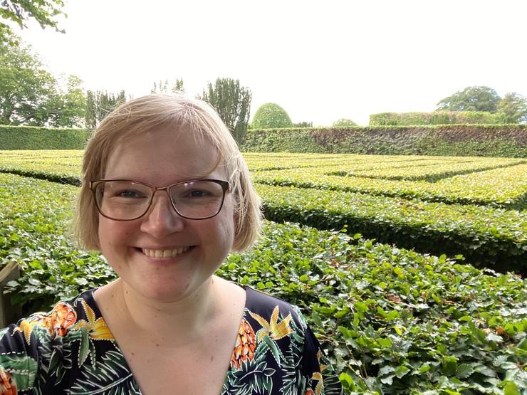 Sognepræst Marie Munk Hyldgaard