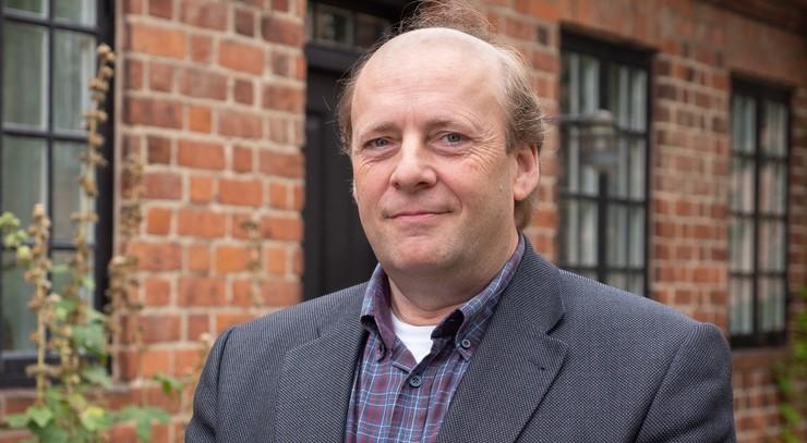 Portræt af Lars Henrik Lyngberg-Larsen