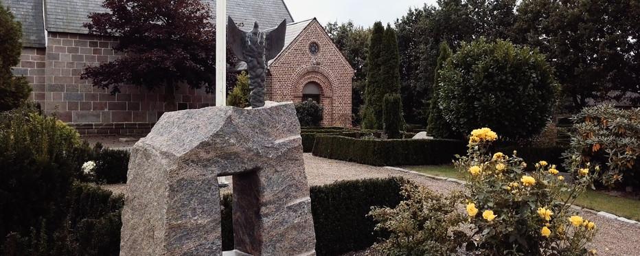 Kirke exteriør