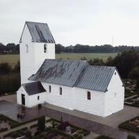 Tjørring kirke (exteriør)
