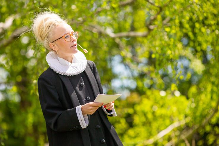Sognepræst Heidi Røn