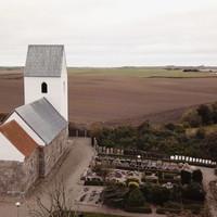 Dybe kirke (exteriør)