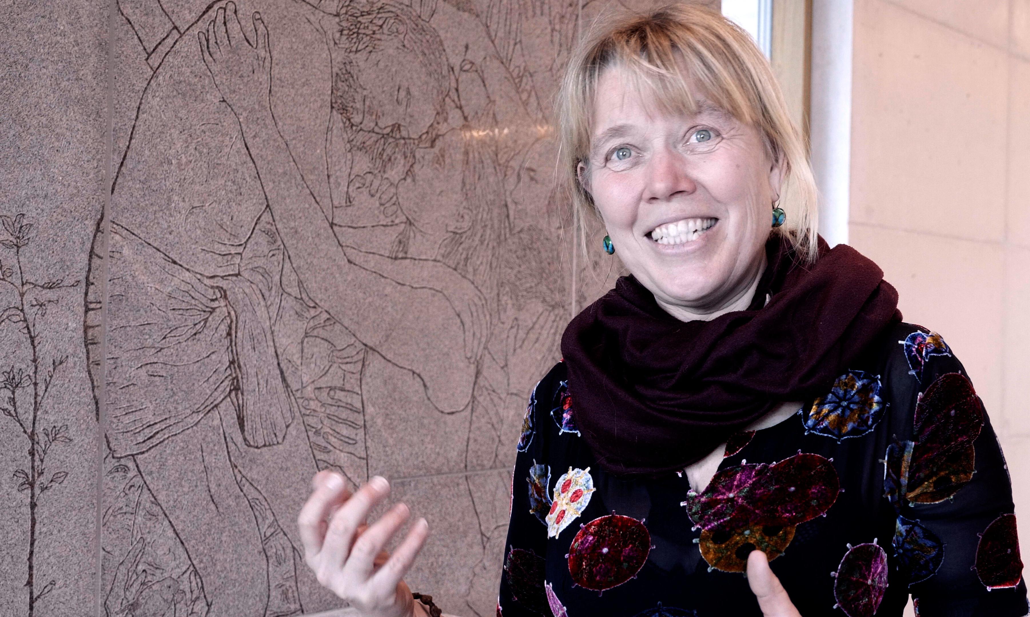 Billedhugger Laila Westergaard