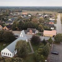 Feldborg kirke (exteriør)