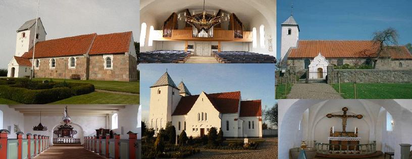 Ledige præstestilling i Ranum-Malle-Vilsted
