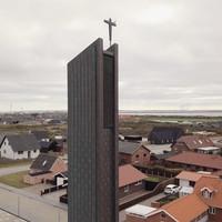 Thyborøn kirke (exteriør)