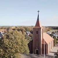 Aalestrup kirke (exteriør)