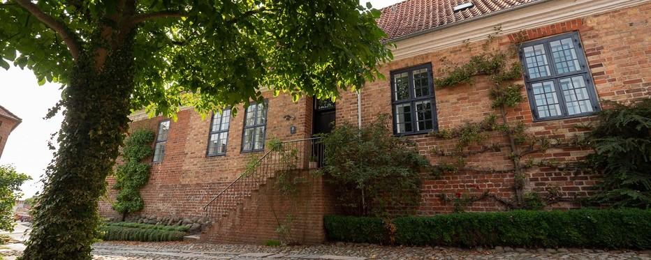 Viborg Bispegård exteriør