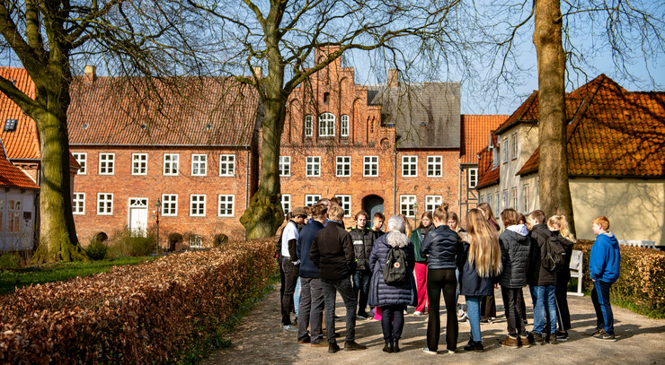 På tur rundt i Viborg