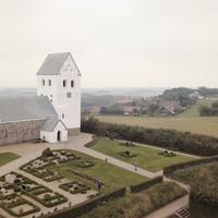Nørre Nissum kirke (exteriør)