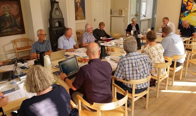 Stiftsrådsmøde
