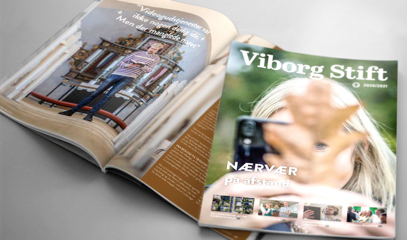 Viborg Stifts årsmagasin 2020