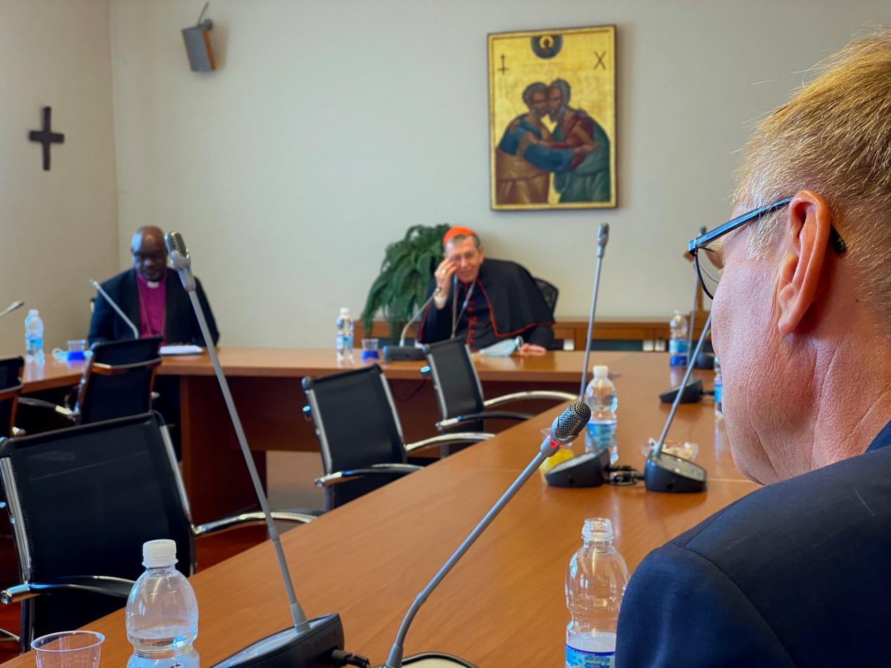 LWF World service og Caritas 3