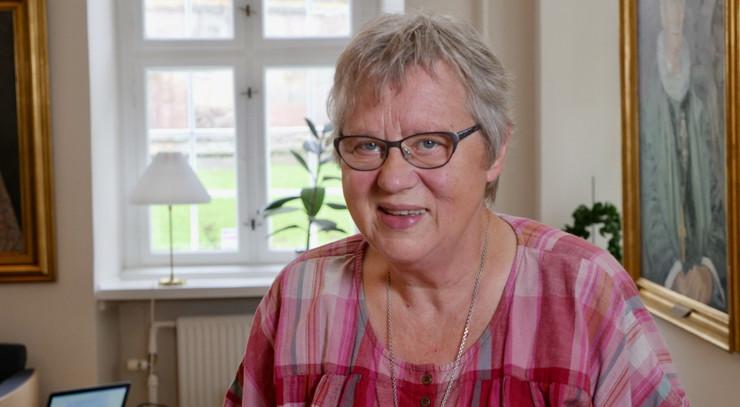 Karin E. A. Vestergaard