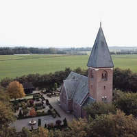 Hjerm Østre kirke (exteriør)