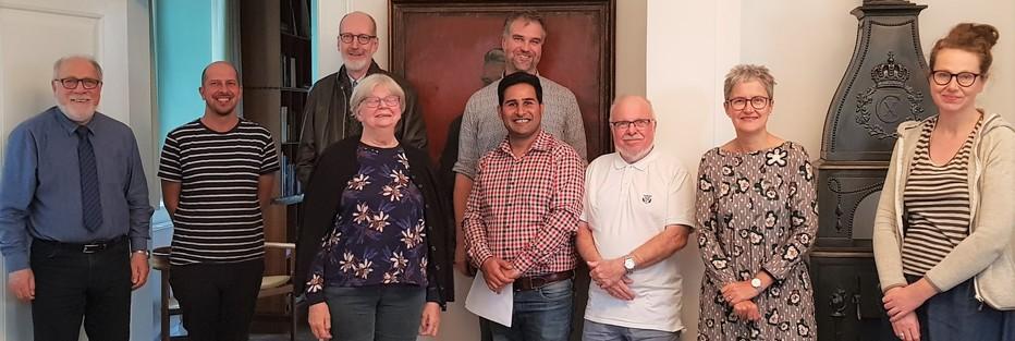 Møde om farsitalende kristne