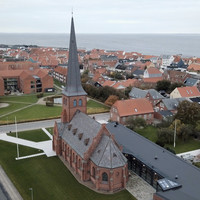 Løgstør kirke (exteriør)